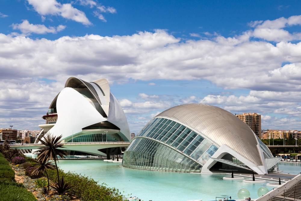 Fietsroute Valencia | Ontdek de mooiste plekjes van de stad in een paar uur